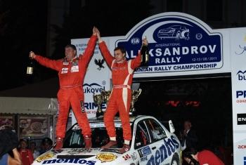 «Александров Ралли»: гонка окончена!