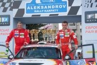 Александров ралли 2012 - Награждение