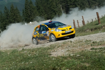 Aleksandrov Rally: international surprises