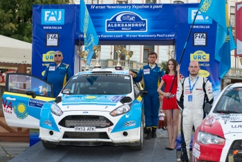 Aleksandrov Rally: the test had been passed!