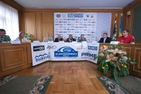 Александров Ралли 2011 - Пресс-конференция