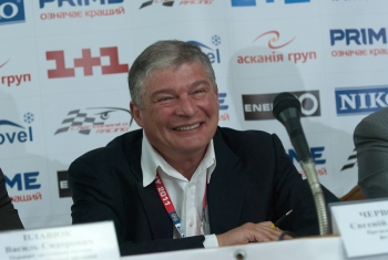 Евгений Червоненко: «Карпаты могут принять этап чемпионата мира»